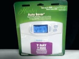 hunter digital thermostat wiring diagram simple 44860 hunter