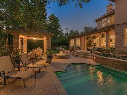 houston s real estate round up top 5 backyard paradise homes