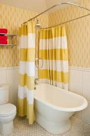 modern funky pink bathroom. Marvelous Striped Curtains Technique Austin Contemporary Bathroom Innovative Designs With Beadboard Colorful Funky Gold Hex Modern Pink E