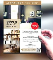 House For Rent Flyer Template Word For Rent Flyer Template House Word Free Apartment Design
