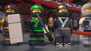 Le QG des ninjas 70618 - LEGO Ninjago (BEFR) - YouTube