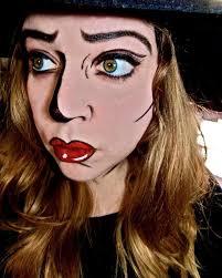 ic book inspired makeup herovillain the o39jays makeu