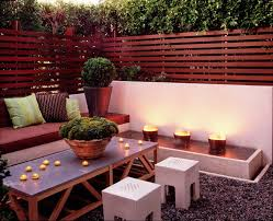 Patio Privacy Fence Backyard Privacy Fence Patio Contemporary With White Retaining