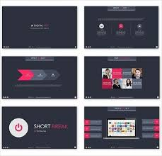 Awesome Powerpoint Templates Free Download Creative