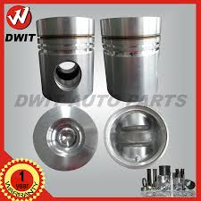 Piston Fit For VOLVO TD60 -- DwitParts.com