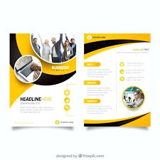 Free Pamphlets Templates – Francistan Template