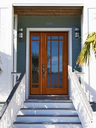 front door with one sidelightPrehung Side lightTransom Door 80 Solid Mahogany 9 Lite Marginal