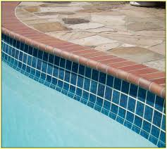 artistic waterline pool tiles tile ideas home design