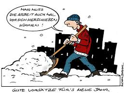 Gute Vorsätze Von Micha Strahl Natur Cartoon Toonpool