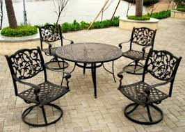 home depot out door furniture. delighful home black round modern metal home depot patio furniture stained design for  out door
