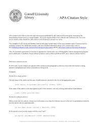Apa Citation Format Pages 1 8 Text Version Fliphtml5
