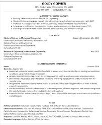 Resume Templates Engineering – Amere