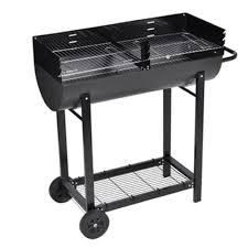 vidaXL <b>Charcoal Barbecue Dakota</b> Outdoor Garden Patio Grill ...