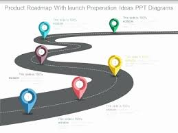 road map powerpoint template road map powerpoint template free best of it roadmap ppt product