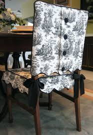 dining room chair back covers this is my scalloped edge chair with covered on closure shown