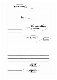 Letter Writing Format Gorgeous Formal Letter Writing Format For Students Bqeq Beautiful Formal