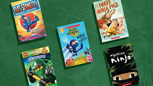 19 Mind-Blowing Books About Ninjas
