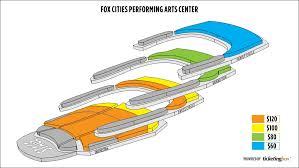 80 Matter Of Fact Stockton Performing Arts Center Seating Chart