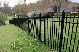 aluminum privacy fence. Home Aluminum Privacy Fence