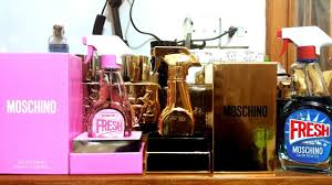 <b>Moschino Fresh Pink</b> and Gold <b>Couture</b> Fragrances (2017) - YouTube