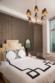 greek key bedding