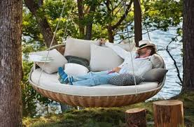 outdoor swing bed for sale  Backyard and yard design for village