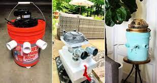 inexpensive diy air conditioner ideas
