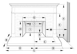 if you have an existing masonry fireplace and are looking for an insert fill out this form as best you can it will help us determine what will fit in your