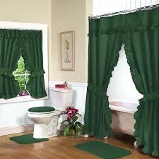exotic green shower curtain dark green shower curtain liner
