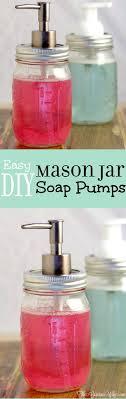 82 build an epic easy mason jar soap dispenser build diy mason