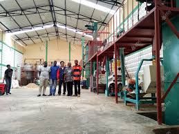 Small Scale Groundnut Oil Processing Machine Set for Sale at BEST Price