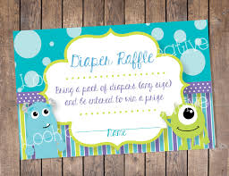 Monster Inc Baby Shower Decorations Monsters Inc Party Etsy