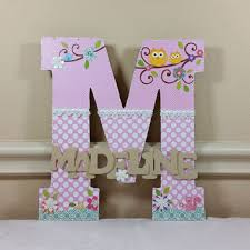 bunch ideas of big letters for wall best baby nursery decor madeline baby nursery letters wall on wall art letters for nursery with big letters for wall prepasaintdenis