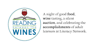 reading between the wines brava we will celebrate their accomplishments by hearing select students their personal essays about what literacy means to them