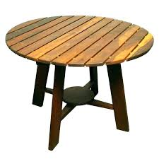 round wooden table top round wooden table exotic outdoor wood table round wooden outdoor table r
