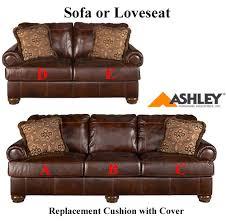 Ashley Axiom replacement cushion cover sofa or love