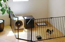 stylish dog cage