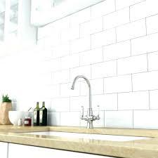 grey kitchen white metro tiles white subway tile grey grout white subway tile with light grey