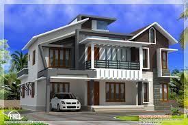 simple modern home design. Modern Contemporary Home In 2578 Kerala For Contemporary House  Designs Simple Modern Design