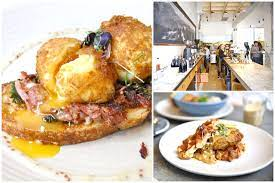It is a huge place with polished flooring and shiny walls that spell class. Paramount Coffee Project Sydney Industrial Chic Cafe On Surry Hills With Awesome Crumbed Eggs Danielfooddiary Com