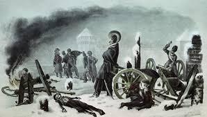 Хроника и дневники Наполеоновские войны история и хроника Французские войска в Смоленске 28 октября 1812 года