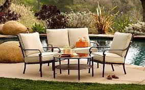 Patio Pads Replacement Patio Chair Cushions Vinyl Straps & More