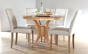 white round wooden table and chairs round wooden dining table sets glamorous dining table set for