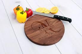 Custom Made Personalized Cutting Board, Engraved Cutting Board, Custom  Wedding Gift  Cbr-