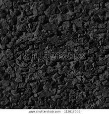 seamless black wall texture. Seamless Stony Black Wall Background - Texture Pattern For Continuous Replicate. T
