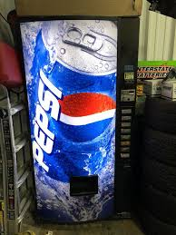 Dixie Narco Vending Machine For Sale Best Dixie Narco Pepsi Soda Vending Machine For Sale In Wallingford CT