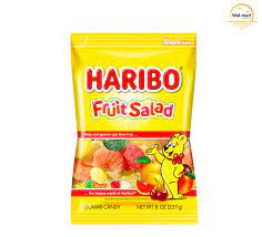Kẹo dẻo Haribo Fruit Salad 227g