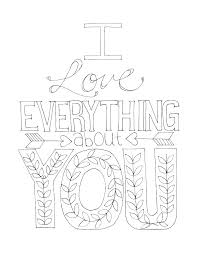 I Love You Coloring Sheets I Love You Daddy Coloring Pages Coloring