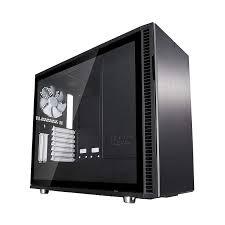 Fractal Design Define R6 Black Fractal Design Define R6 Usb C Tg Mid Tower Gaming Case Black White Usb 3 0