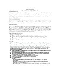 List Of Career Objectives Sample Resume Career Objective Statement Objectives In For Applying